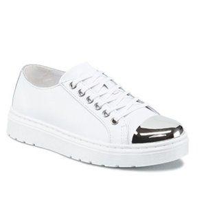 Dr Martens Alexei White Sneakers